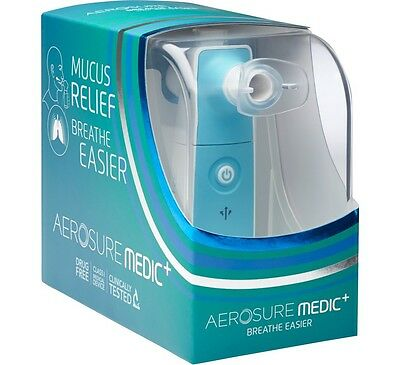 Aerosure Medic | Respiratory Device to Reduce Breathlessness