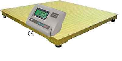 Weighing Equipment 2 Ton Floor Scale Part No. = Spf2T