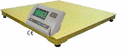 Weighing Equipment 3 Ton Floor Scale Part No. = Spf3T