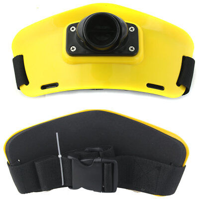 Stand Up Boat Fishing Control Rod Holder Gimbal Pad Fighting Belt Harness