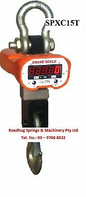GENERAL CRANE SCALE – 15 ton PART NO. = SPXC15T