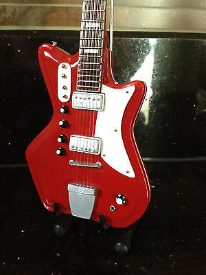 Jack White 1964 JB Hutto Montgomery Ward Airline Mini Guitar - Free US Shipping
