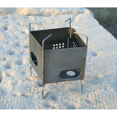 Firebox GEN2 NANO 3 in. Ultralight Folding Campfire/Backpacking Stove - NEW!!!
