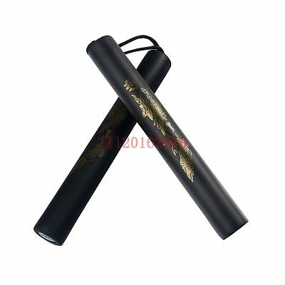 Martial Arts Training Foam Sponge Padded Karate Stick Nunchaku Nunchuck