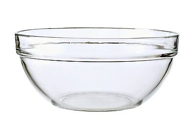 849794 Luminarc Stacking Bowl Clear 23cm