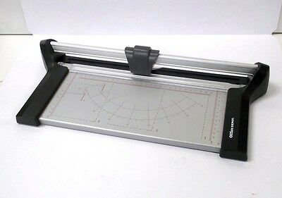 A4 A5 Precision Rotary Paper Trimmer Photo Cutter Home/Office Guillotine P-401#