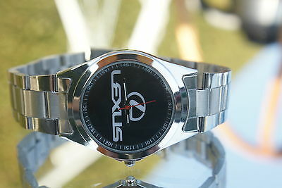 Uhr Lexus Ct Es Gx  Is Ls Lx Rx Sc Is C Lfa Sportcross Sc Clock Watch Armbanduhr