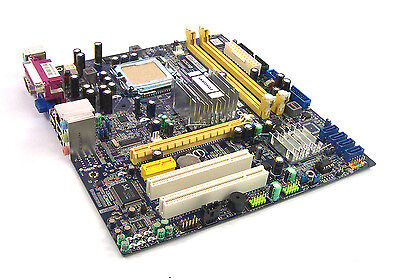 Placa Base FOXCONN 45CM-S INTEL SOCKET 775 FSB1066 DDR2-667 SATA PCI-E