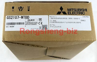 1PC New Mitsubishi Touch Screen HMI GS2107-WTBD