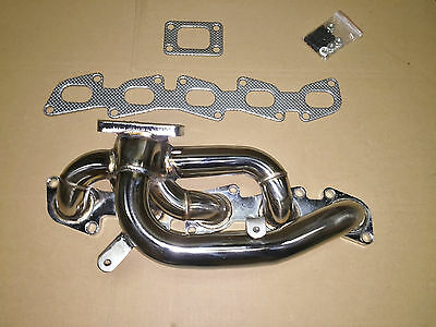 Fiat Coupe 2.0l 20V Turbo Stainless Steel Manifold Header 20VT