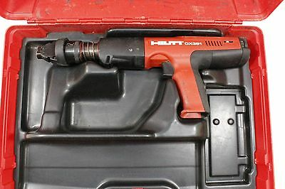 Hilti DX 351 Fully Automatic Powder-Actuated Tool with Case