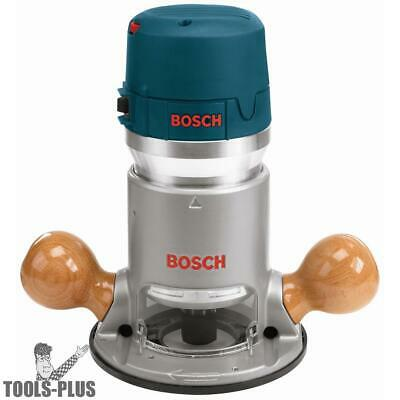 Bosch 1617EVS 2.25 HP Fixed-Base Electronic Router New