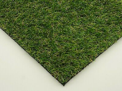 Majestic 30mm Astro Artificial Garden Grass Realistic Natural Fake Turf Lawn