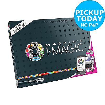 Marvin's i-Magic Interactive Box of Tricks. From the Official Argos Shop on ebay