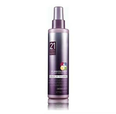 Pureology Colour Fanatic Multi-Tasking Hair Beautifier 200ml