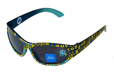 MONSTERS INC. UNIVERSITY SULLY 100% UV Shatter Resistant Wrap Sunglasses NWT
