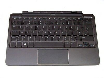Dell Venue 11 Pro Mobile Keyboard + Battery UK English Layout with £ Used DENT