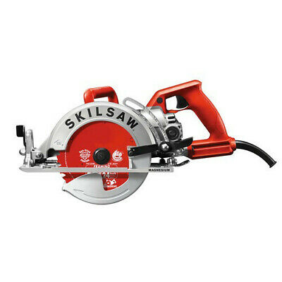Skil SPT77WMRT 7-1/4 in. Magnesium Worm Drive Circular Saw Recon