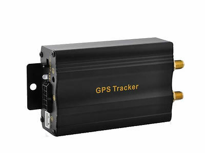 Google Map GPS Car Tracker for Fleet Management and Vehicle Alarm Protection
