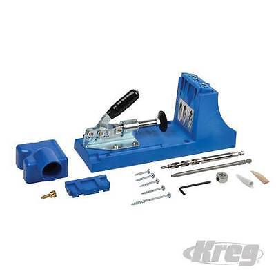 Kreg K4 Pocket Hole Jig Set From Chronos 256272