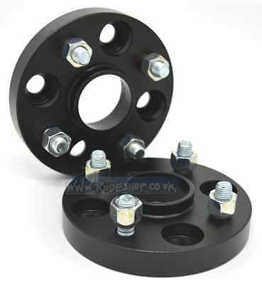 Hubcentric Bolt On Wheel Spacer Adaptor 4x114.3 66.1 30mm M12x1.25 Nissan S13