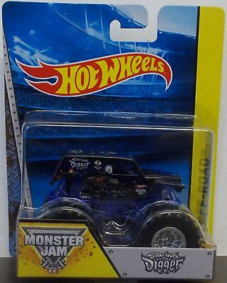 Hot Wheels - Monster Jam (Styles Will Vary) Loads to choose from - 1 supplied