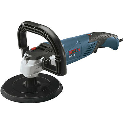 """7"""" Variable-Speed Polisher Bosch Tools GP712VS New"""