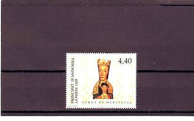 Andorra(French) - Sgf501 Mnh 1995 Virgin Of Meritxell