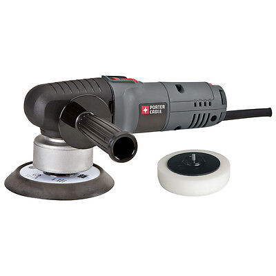 PORTER-CABLE 7346SP Variable Speed 6-Inch Random Orbit Sander with Polishing Pad