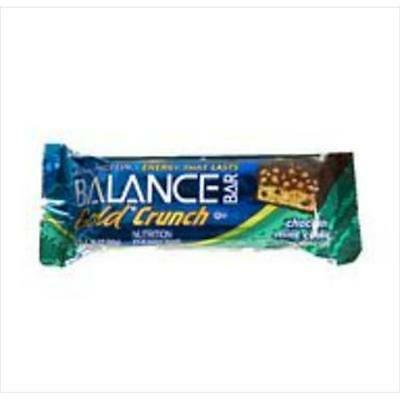 Balance Bar Chocolate Mint Cookie Gold Bar 1.76 Oz -Pack of 6