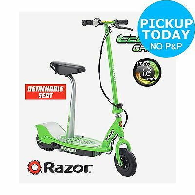 Razor E225S Electric Scooter - Green. From the Official Argos Shop on ebay