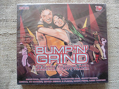 Party People Present: Bump 'N' Grind –- 2CD  hip hop sealed / sigillato