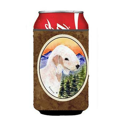 Carolines Treasures Bedlington Terrier Can Or bottle sleeve Hugger 12 oz.