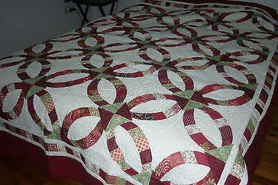 Hand Made American Quilt