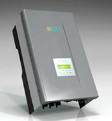 3.0kW CEHE PV Grid Connected Inverter (2 x MPPT)