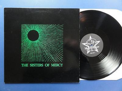 "SISTERS OF MERCY  TEMPLE OF LOVE MR UK 12"" p/s 45 EX"