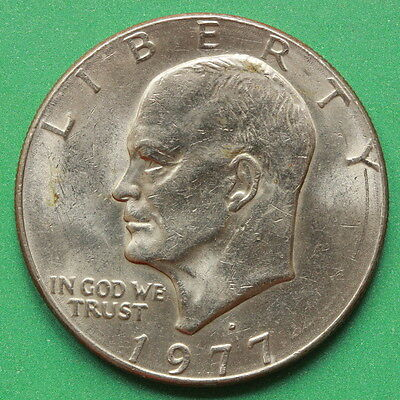 1977D - USA United States - One Dollar $1 - SNo42759