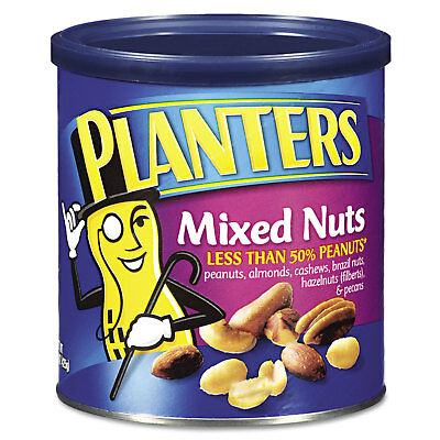 Mixed Nuts, 15 oz Can