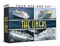 The Liners - Collection (DVD, 2011, 4-Disc Set, Box Set)