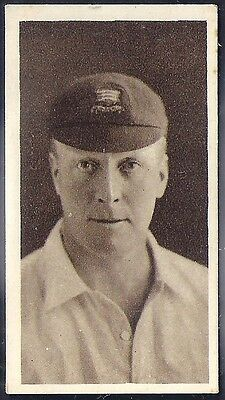 Hill-Famous Cricket Ers (Inc. South African Team)-#40- Essex - Morris