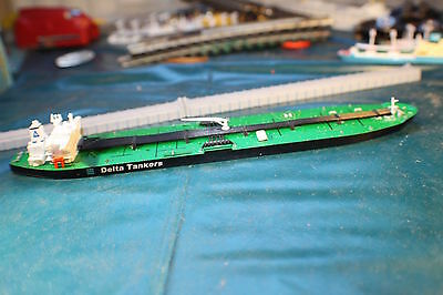 Delta Tankers Oil Tanker from Triang Minic Ships Boxed code P632