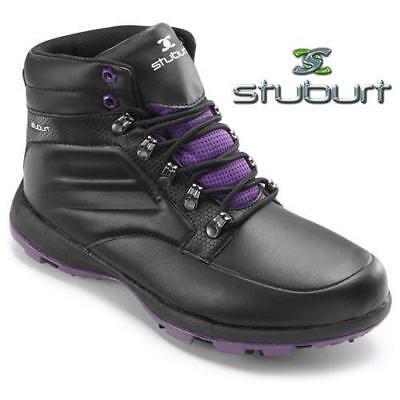 Massive Discount!! Stuburt Terrain Ladies Golf Boots - Great For Winter Golf !