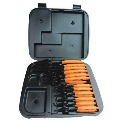 Kastar Hand Tools 3495 Combination Interior/Exterior Retaining Ring Pliers Set