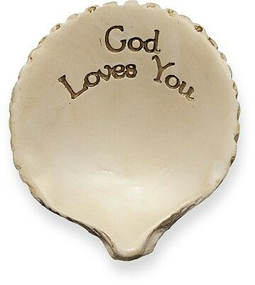 AngelStar God Loves You Message Shell