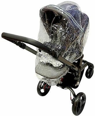 Raincover Compatible with Jane Rider Pram Pushchair Ventilated (198)