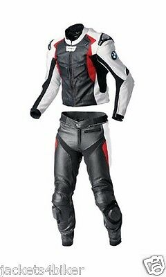 Bmw Motorcycle Leather Suit Racing Biker Suit Motorbike Leather Jacket Trouser