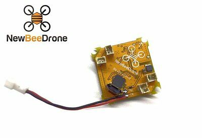 Beebrain V.1 - Cleanflight/betaflight Compatible Flight Controller For The Tiny
