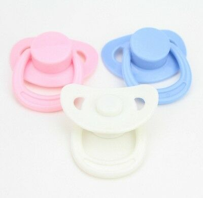 Dummy Magnetic Pacifier For Reborn Baby Dolls Randomly Ship 1pc