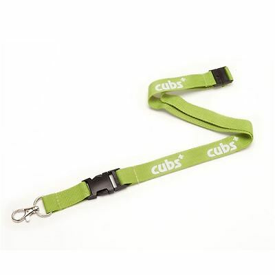 CUB LANYARD SCOUTS New Style OFFICIAL SUPPLIER