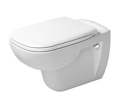 Duravit D-Code Wall Hung Toilet Pan 253509
